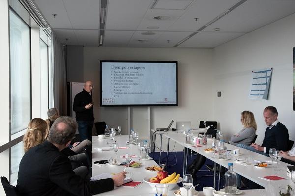 Training beurzen Michel Rijnberg